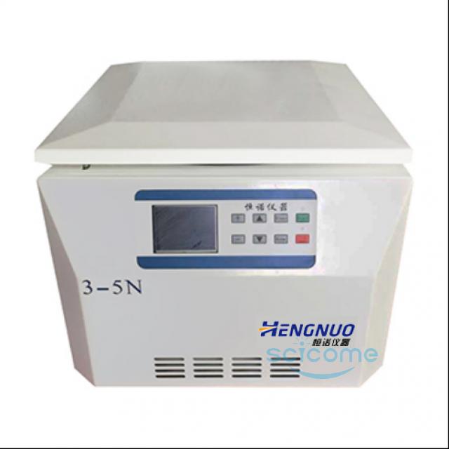 实验室低速常温离心机3-5N