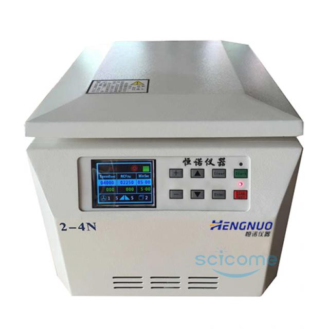 小型台式医用低速离心机2-4N