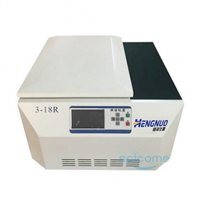 台式低温高速离心机3-18R