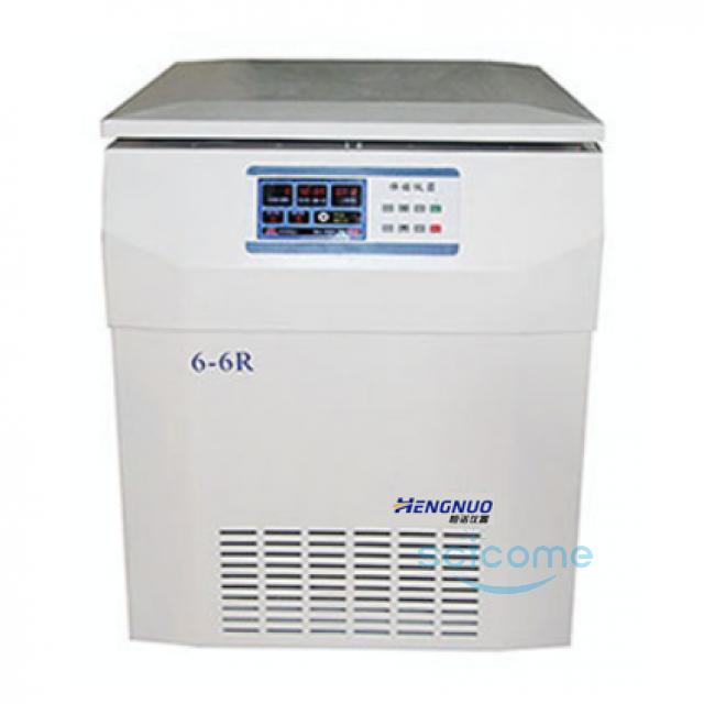 6-6R大容量低速冷冻离心机